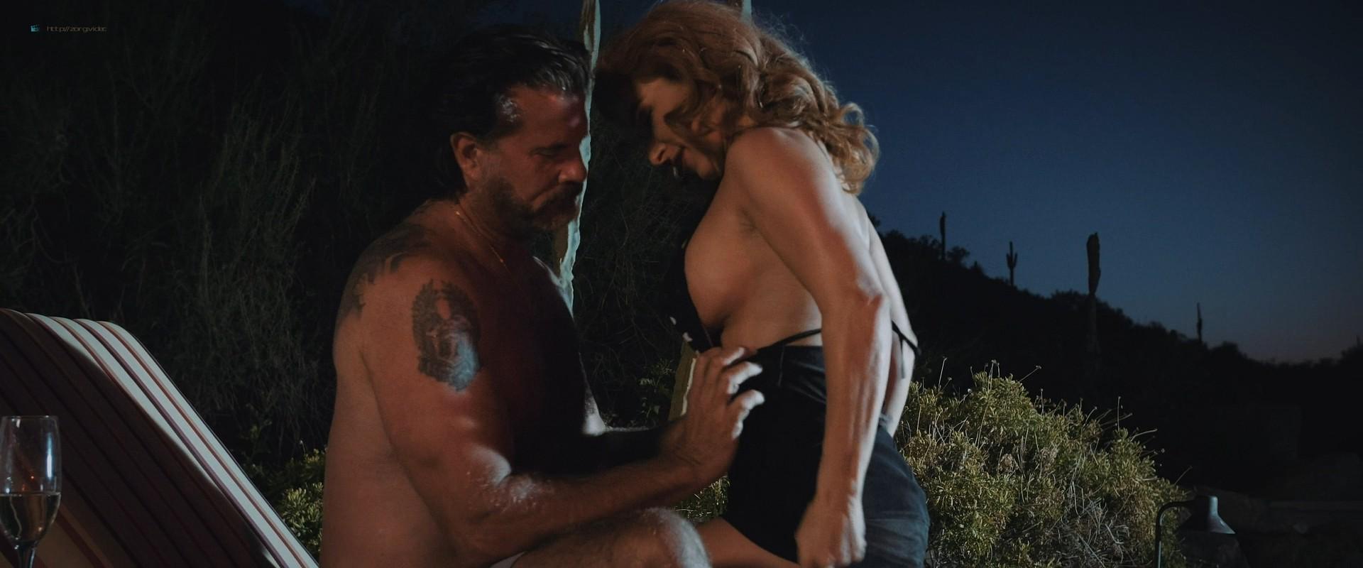 Audrey Beth nude topless Kier Simonetta, Michelle Miller nude too - Water (2019) 1080p (11)