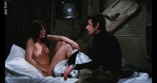 Bernadette Lafont nude bush and butt - La fiancée du pirate (1969) HDTV 720p (9)