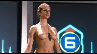 Cécile Breccia nude Nicole Tupper, Tanya van Graan nude too - Starship Troopers 3 (2008) 1080p BluRay
