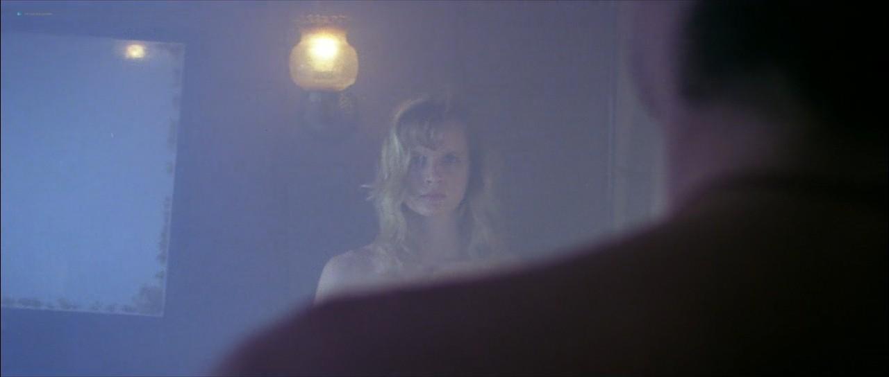 Mary Kohnert nude topless in the shower - Beyond the Door III (1989) 720p (3)