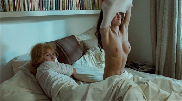 Sandra Dumas nude topless and sex Bibi Andersson nude too - Twice a Woman (1979) (14)