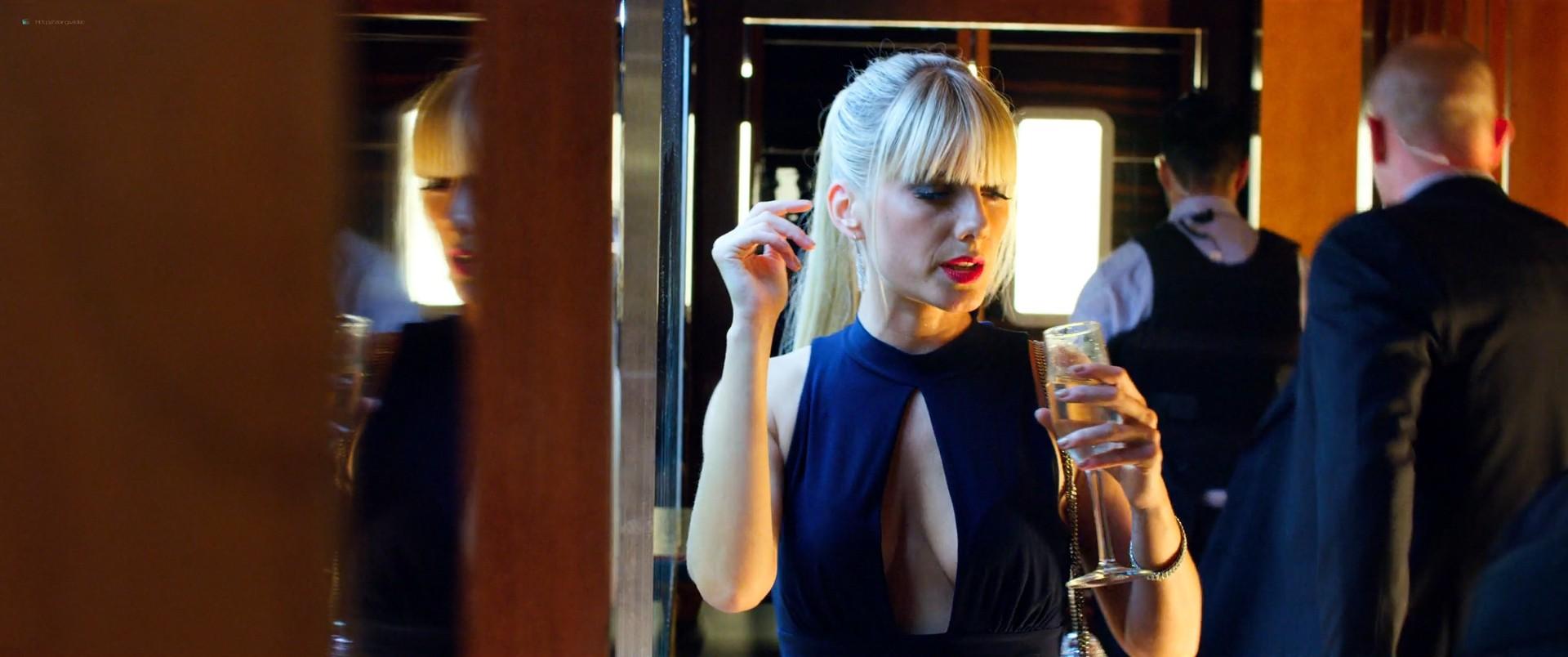 Adria Arjona hot and sex Melanie Laurent hot sex too - 6 Underground (2019) HD 1080p WEB (2)