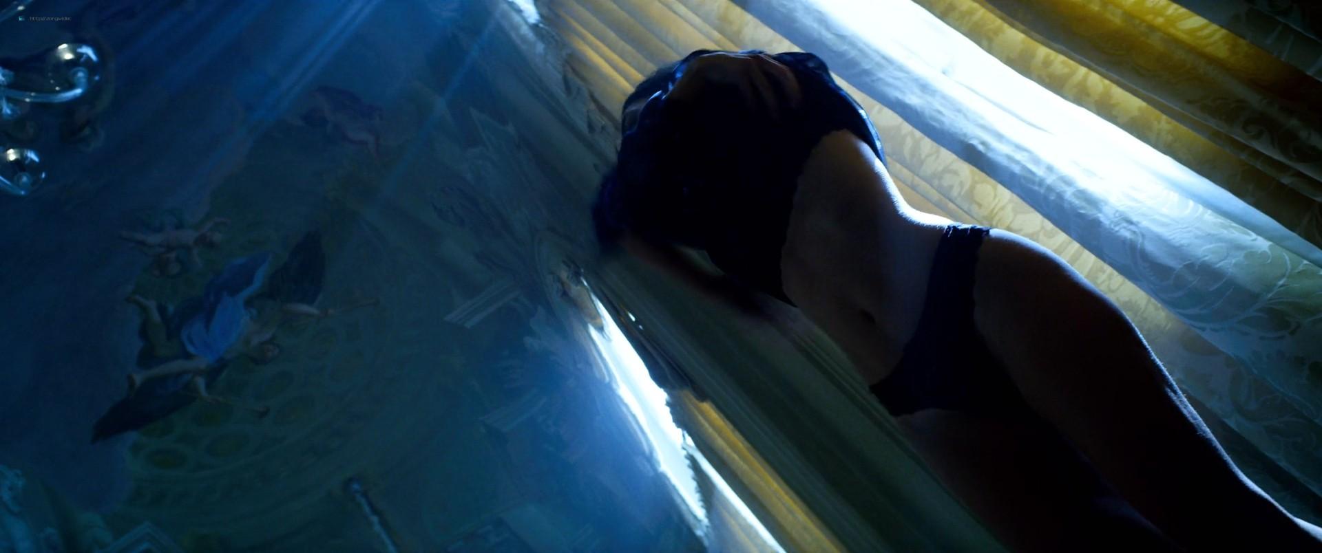 Adria Arjona hot and sex Melanie Laurent hot sex too - 6 Underground (2019) HD 1080p WEB (17)