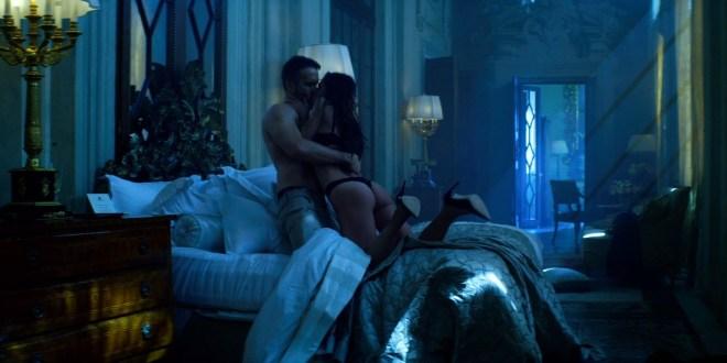 Adria Arjona hot and sex Melanie Laurent hot sex too - 6 Underground (2019) HD 1080p WEB (14)