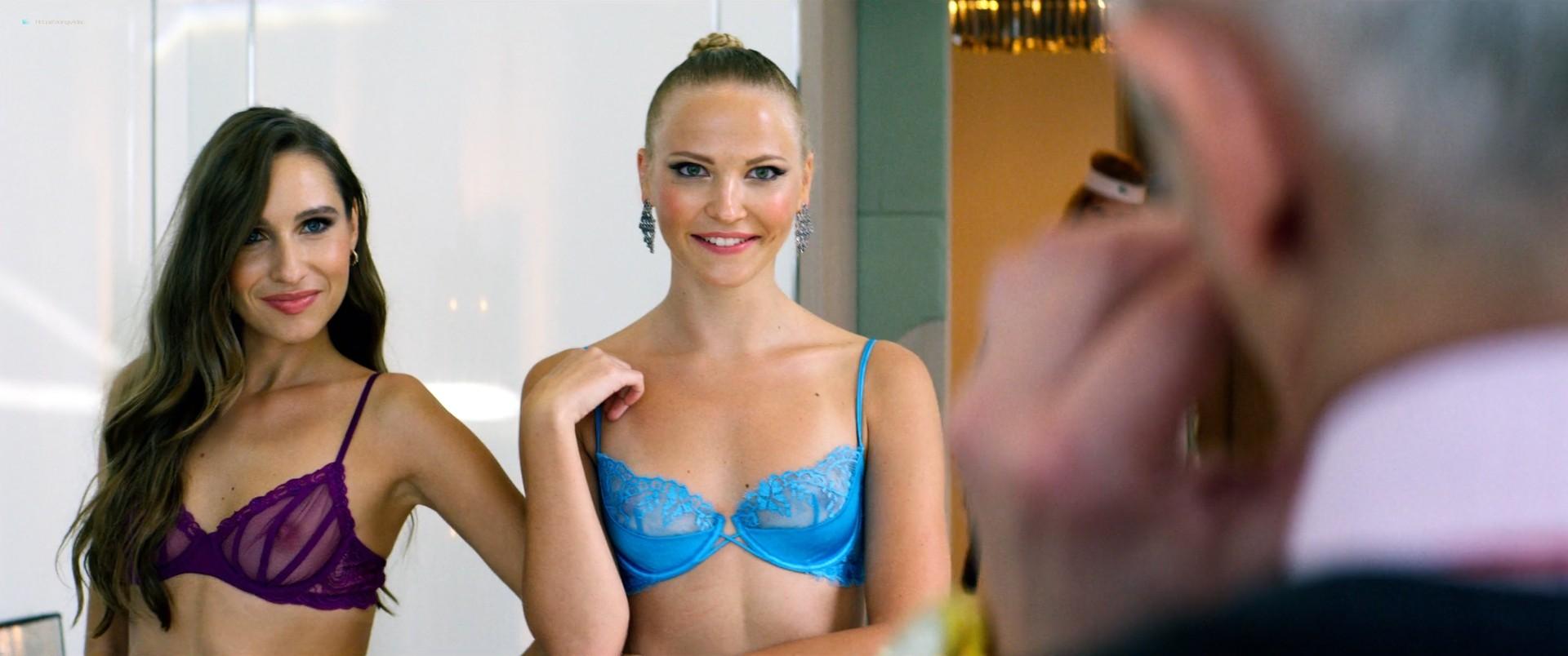 Adria Arjona hot and sex Melanie Laurent hot sex too - 6 Underground (2019) HD 1080p WEB (10)