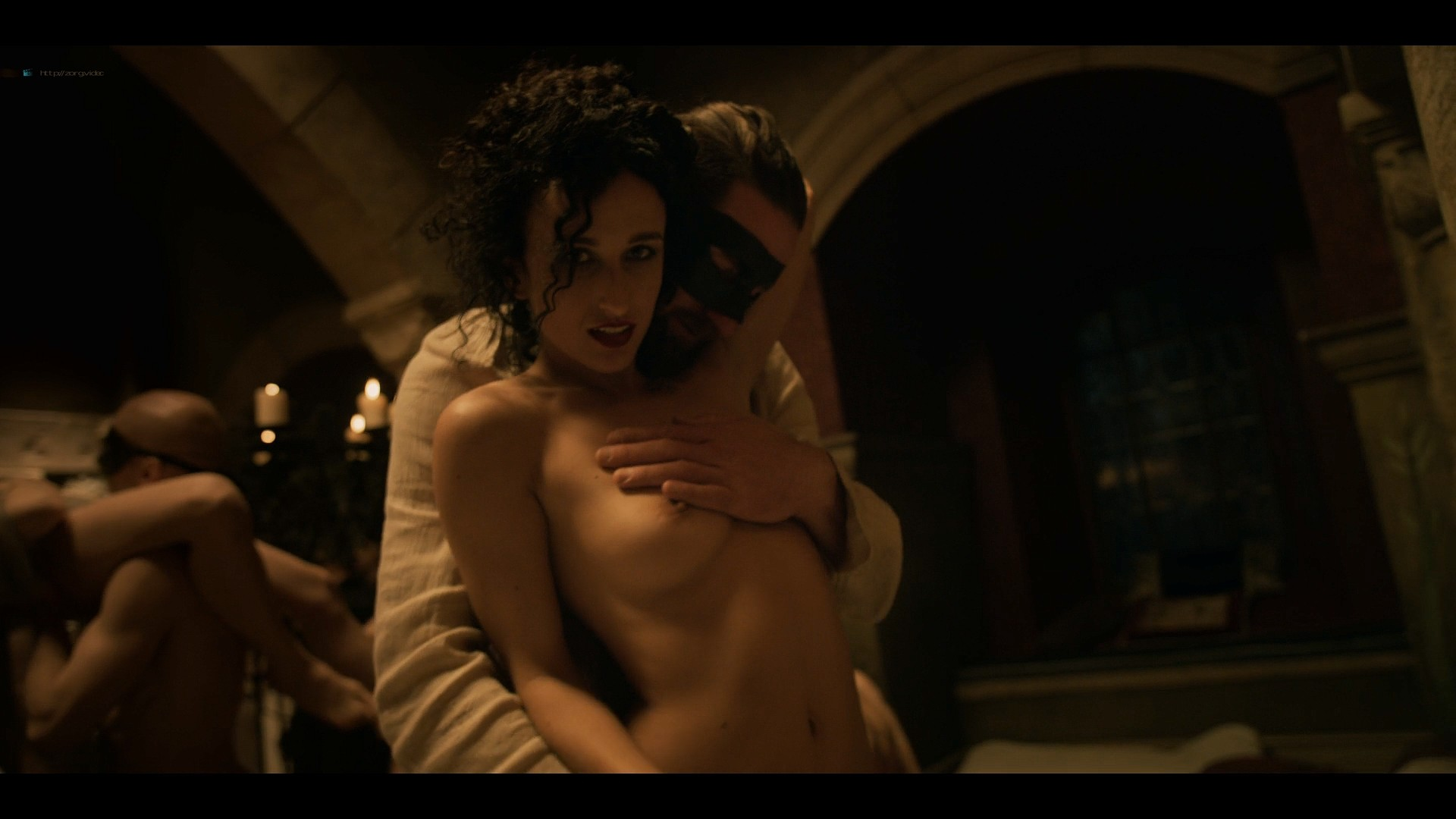 Anya Chalotra nude others nude too - The Witcher (2019) s1e5-6 HD 1080p WEB (19)