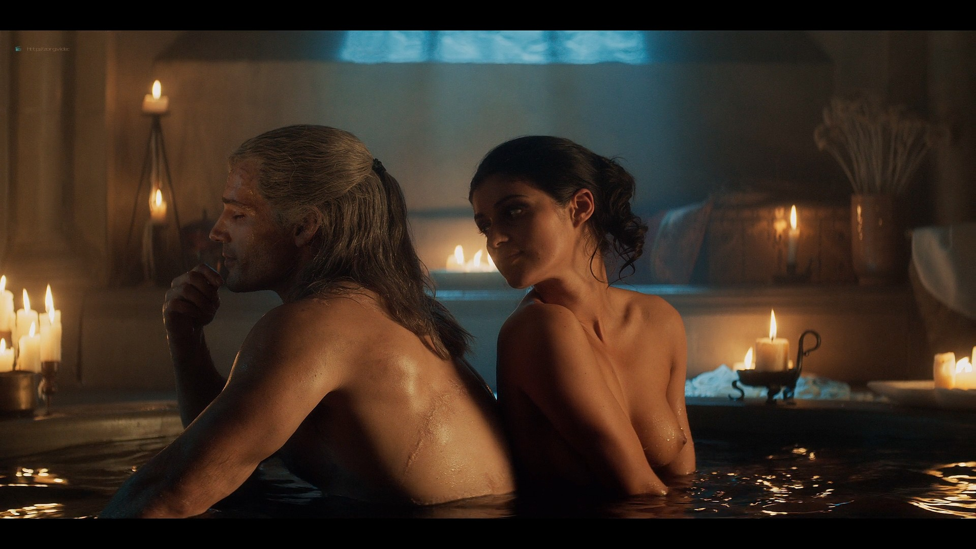 Anya Chalotra nude others nude too - The Witcher (2019) s1e5-6 HD 1080p WEB (13)