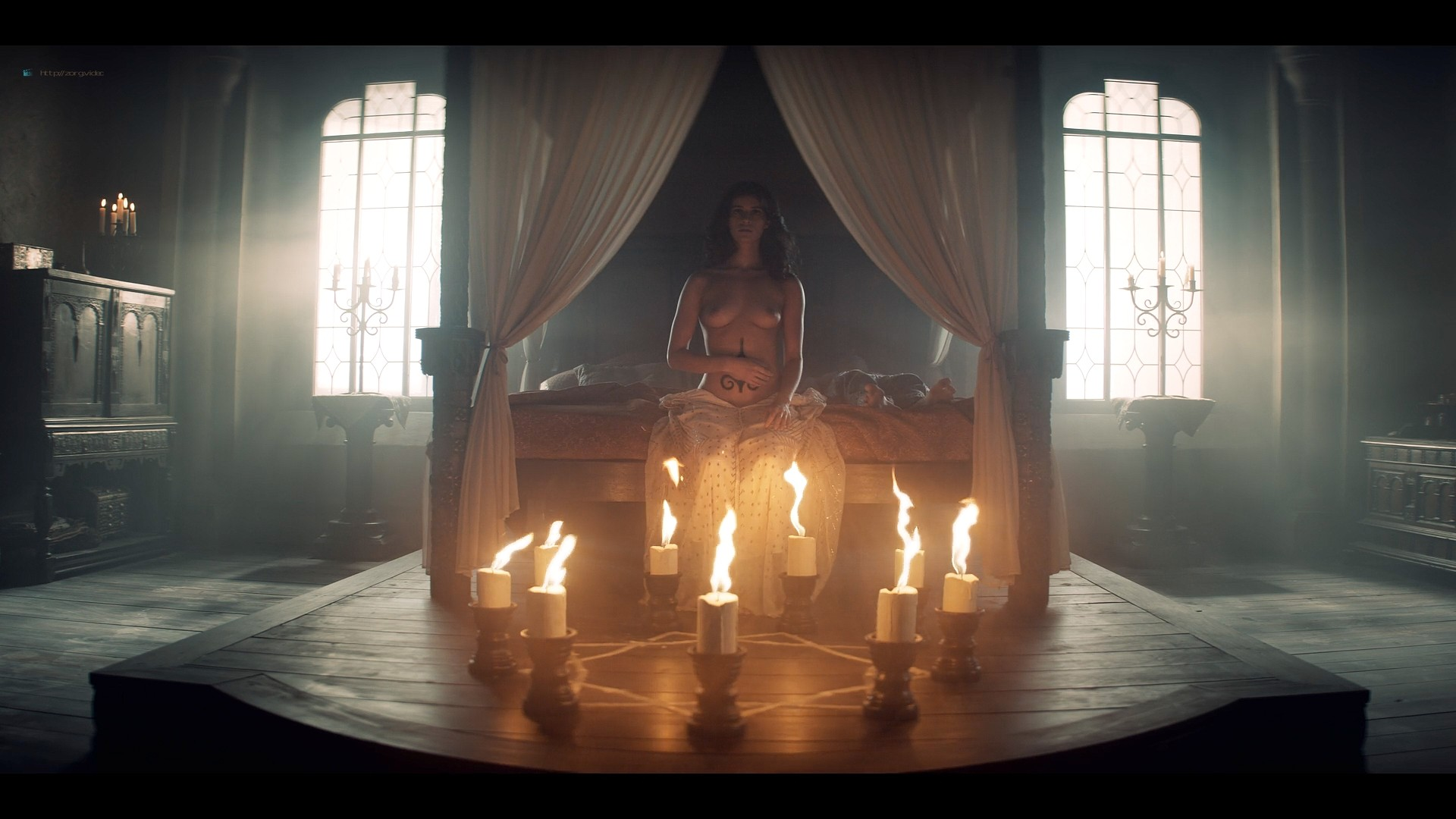Anya Chalotra nude others nude too - The Witcher (2019) s1e5-6 HD 1080p WEB (12)