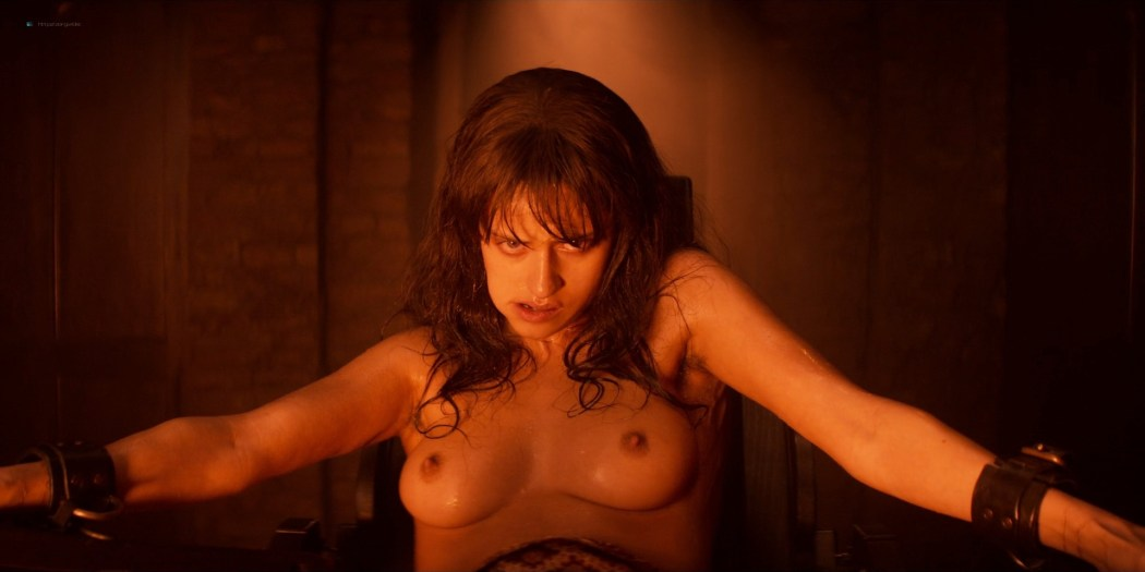Anya Chalotra nude sex others nude too - The Witcher (2019) s1e1-3 HD 1080p WEB-DL (7)