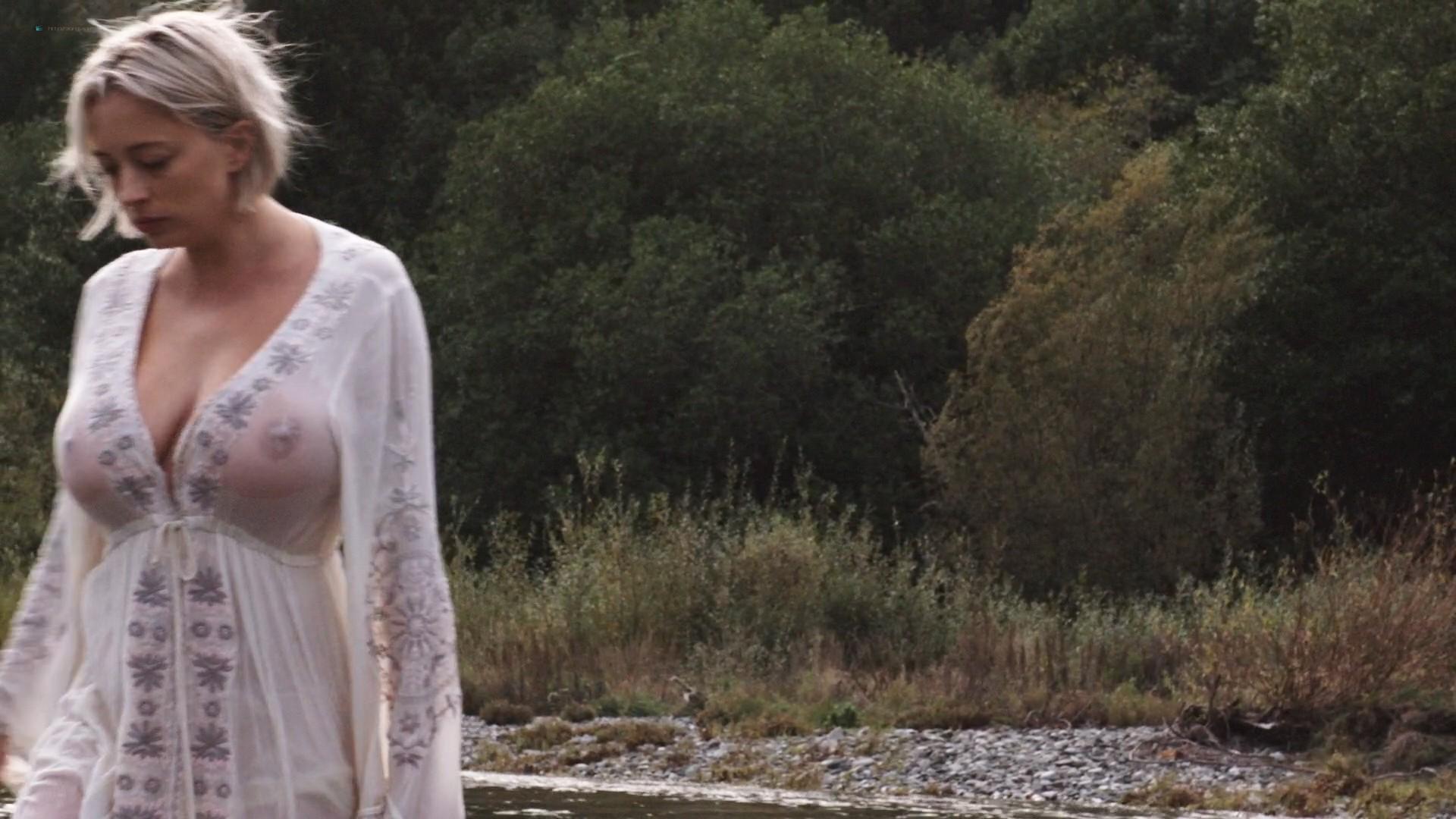 Caroline Vreeland busty see through Zoe Chait, Kenzie Dalton hot - Red Handed (2019) 1080p Web (6)