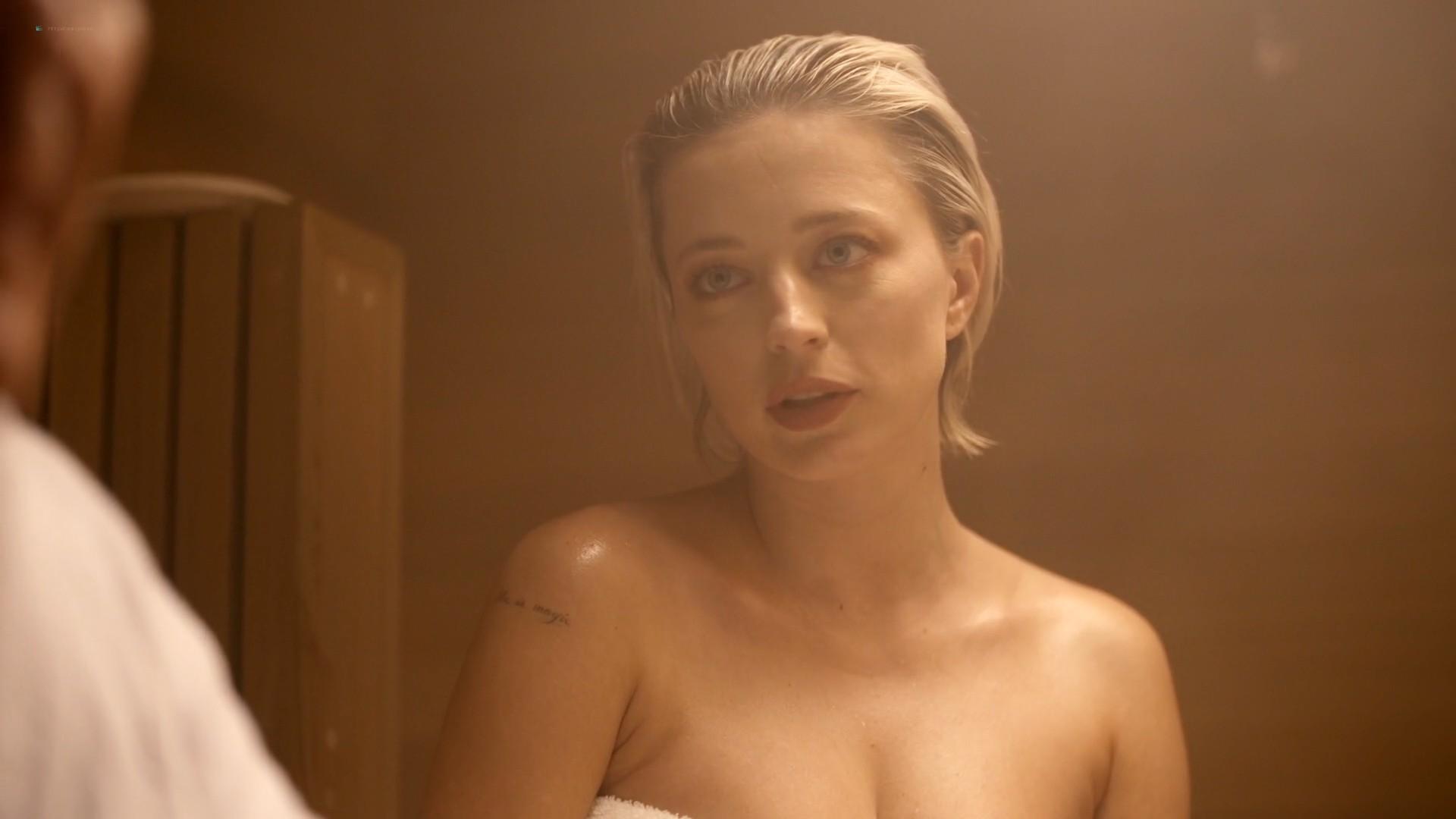 Caroline Vreeland busty see through Zoe Chait, Kenzie Dalton hot - Red Handed (2019) 1080p Web (15)