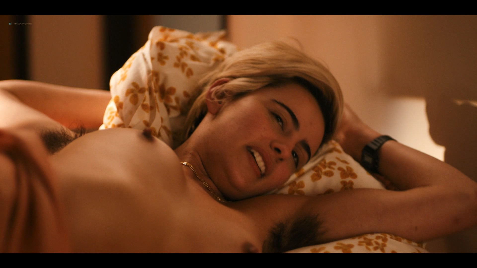 Jacqueline Toboni nude topless lesbian sex with Olivia Thirlby - The L Word - Generation Q (2019) s1e3 HD 1080p (3)