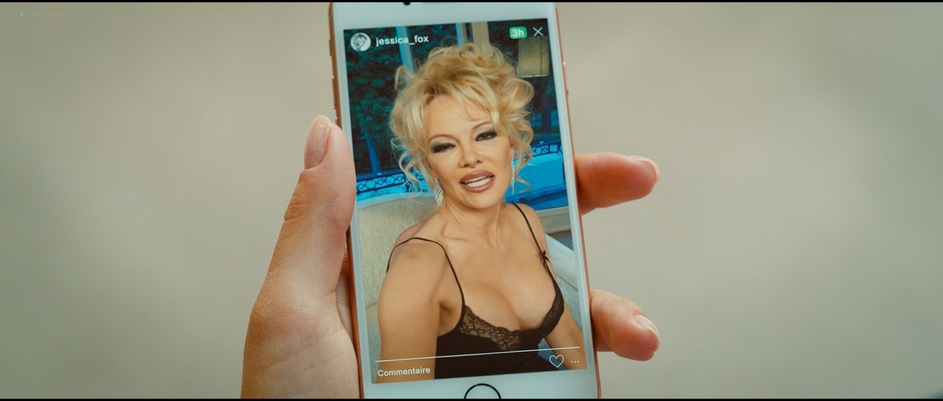 Pamela Anderson sexy Élodie Fontan and others hot - Nicky Larson et le parfum de Cupidon (2018) 1080p BluRay (15)