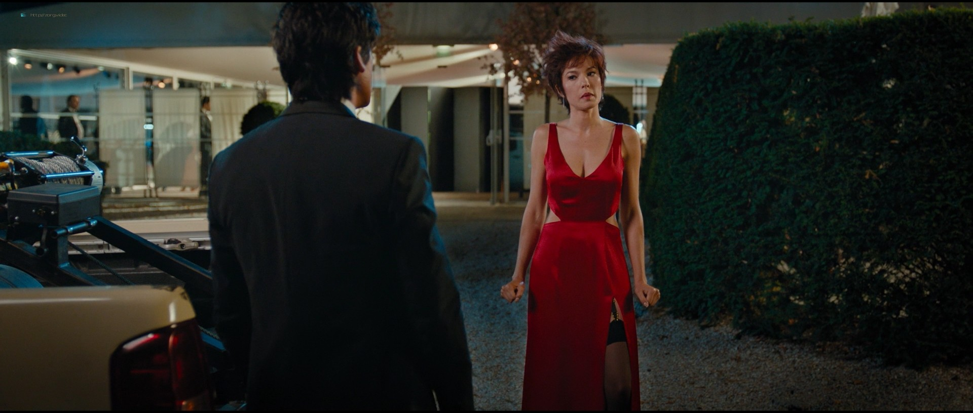 Pamela Anderson sexy Élodie Fontan and others hot - Nicky Larson et le parfum de Cupidon (2018) 1080p BluRay (12)