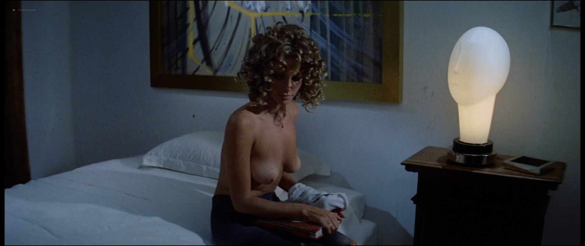 Sydne Rome nude full frontal Renate Langer, Birgitta Nilsson nude too - What? (IT-1972) 1080p BluRay (15)
