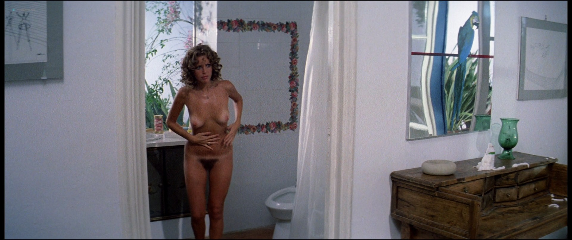 Sydne Rome nude full frontal Renate Langer, Birgitta Nilsson nude too - What? (IT-1972) 1080p BluRay (11)
