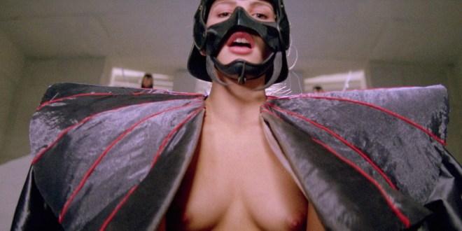 Tawny Kitaen nude topless and Zabou Breitman nude too - Gwendoline (FR-1984) HD 1080p BluRay (3)