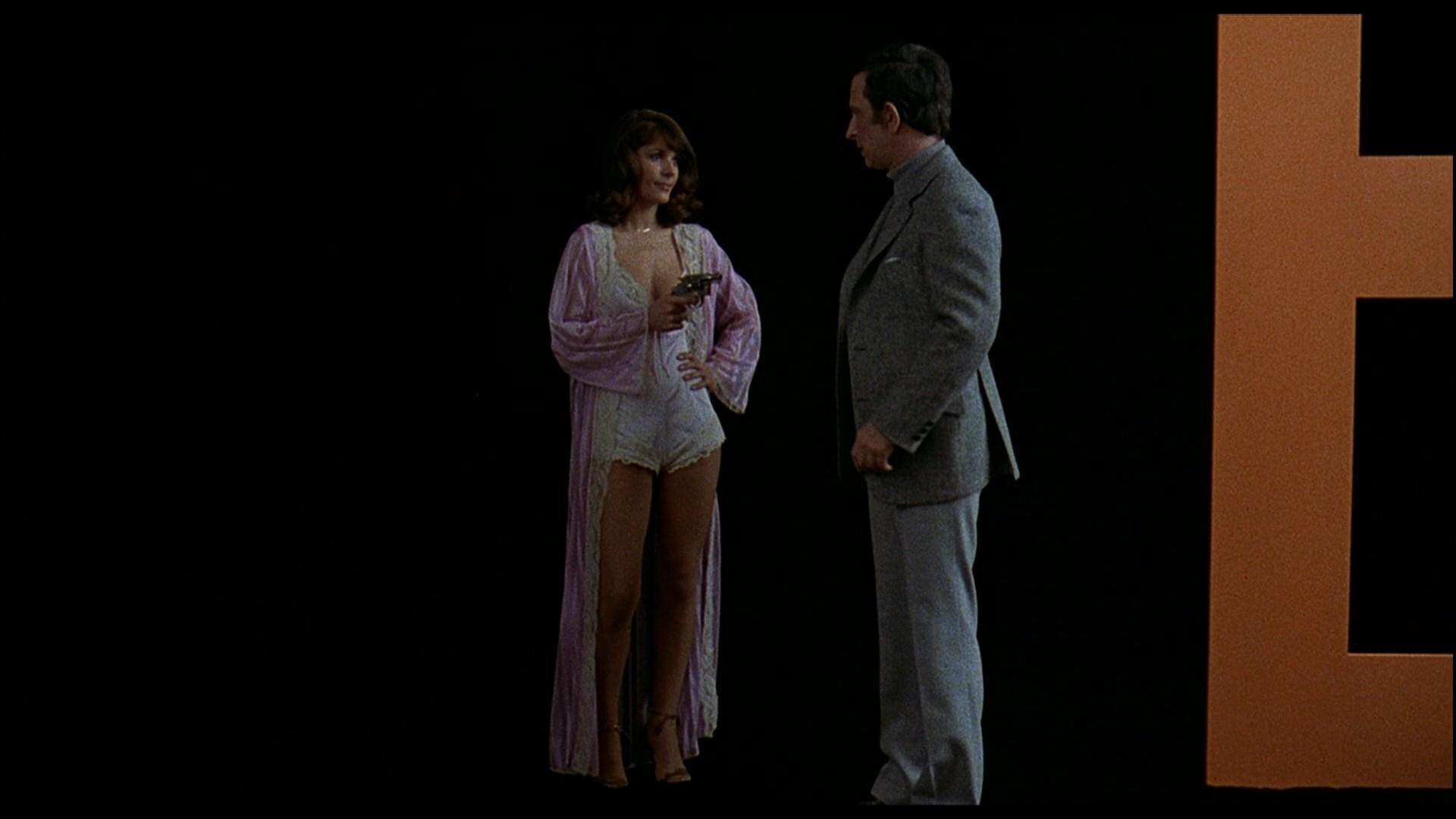 Cheré Bryson busty see through Andrea Howard, Pamela Hensley hot - The Nude Bomb (1980) HD 1080p BluRay (10)