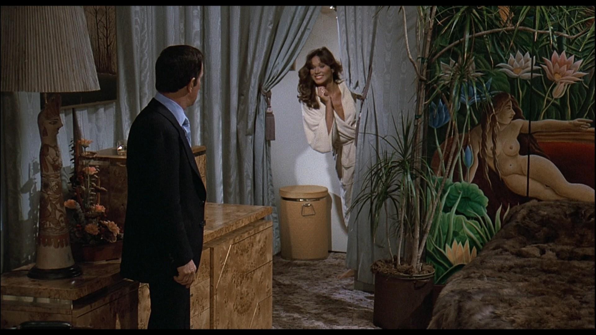 Cheré Bryson busty see through Andrea Howard, Pamela Hensley hot - The Nude Bomb (1980) HD 1080p BluRay (8)