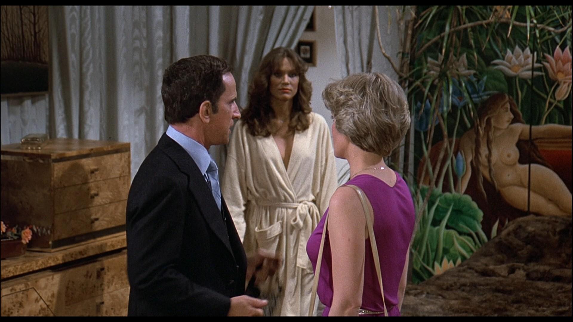 Cheré Bryson busty see through Andrea Howard, Pamela Hensley hot - The Nude Bomb (1980) HD 1080p BluRay (6)