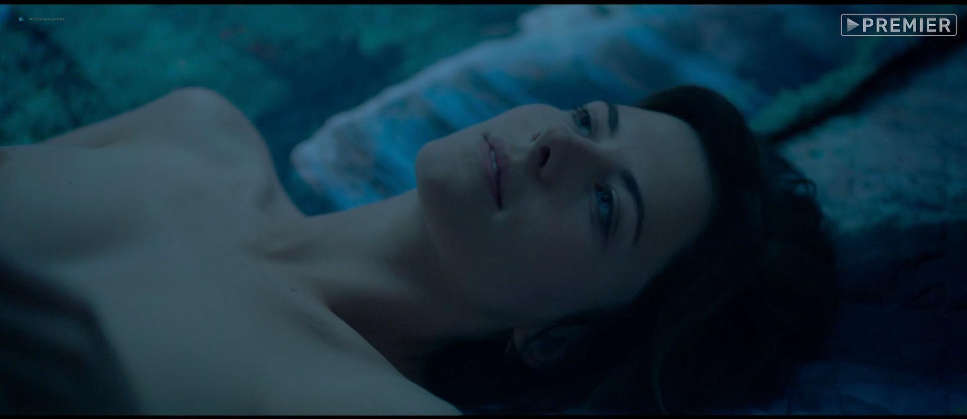 Evgeniya Gromova nude full frontal explicit blow job too - Fidelity (RU-2019) HD 1080p Web (23)