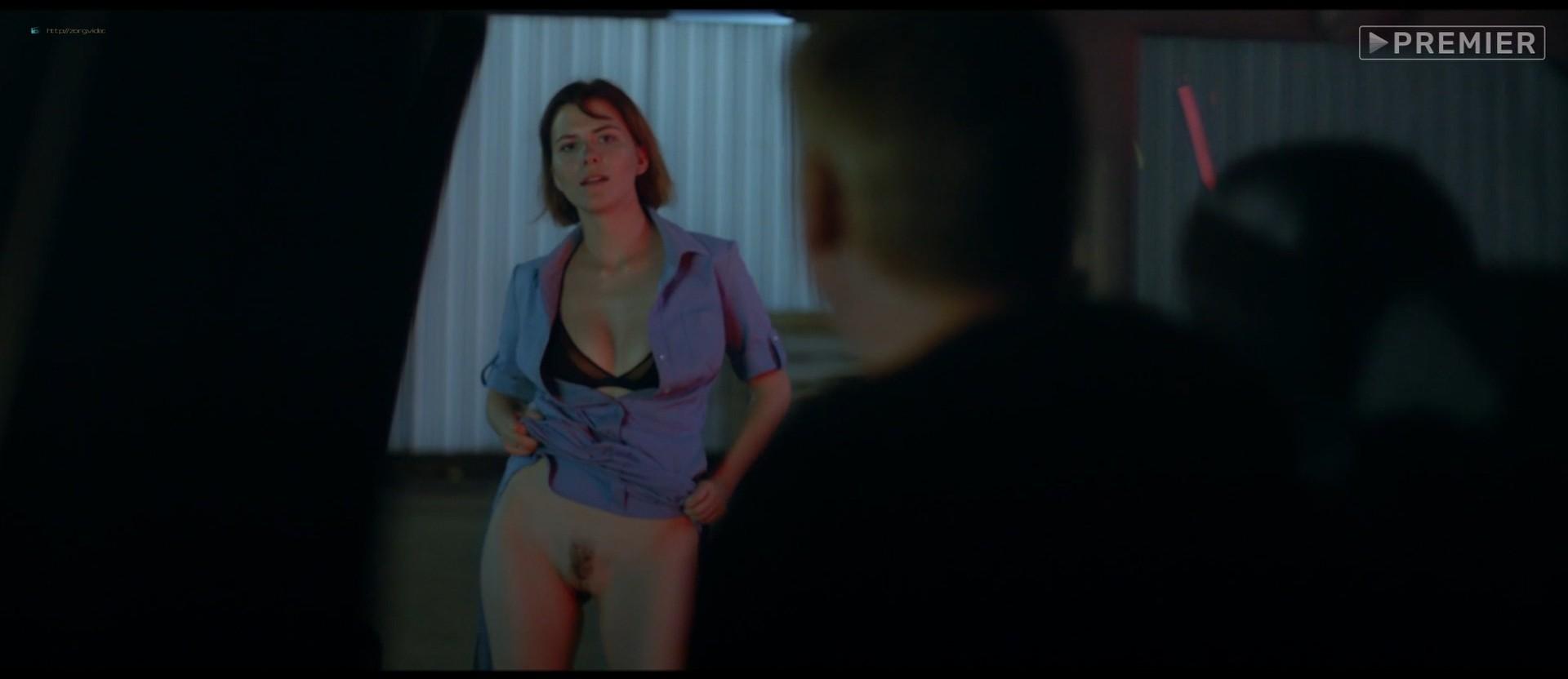 Evgeniya Gromova nude full frontal explicit blow job too - Fidelity (RU-2019) HD 1080p Web (2)