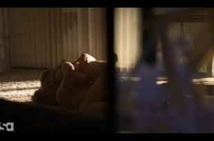 Fitzgerald hot some sex Marlo Kelly, Herizen F. Guardiola sexy - Dare Me (2019) s1e3 HD 1080p (6)