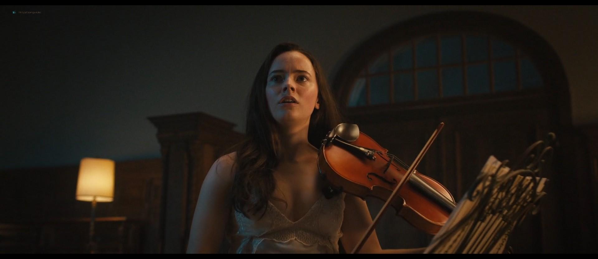 Freya Tingley hot and sexy - The Sonata (2018) HD 1080p Web (2)