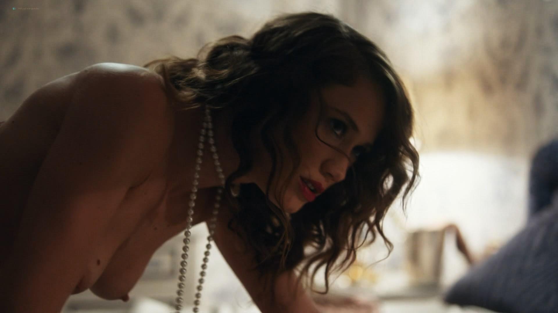 Jana Stojanovska nude sex Jovana Stojiljkovic and Marija Bergam sex - Black Sun (2017) s1e9-10 HD 1080p (6)
