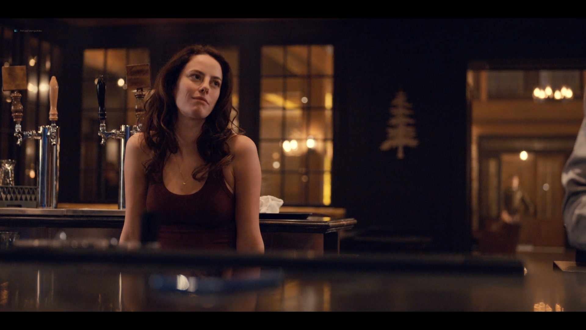 Kaya Scodelario hot and some sex - Spinning Out (2020) s1e1-3 HD 1080p (7)