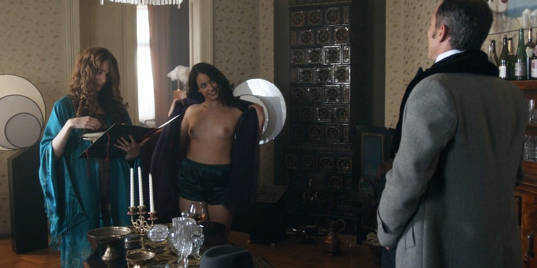 Marija Bergam nude sex Marina Cosic nude topless - Black Sun (2017) s1e7-8 HD 1080p (7)