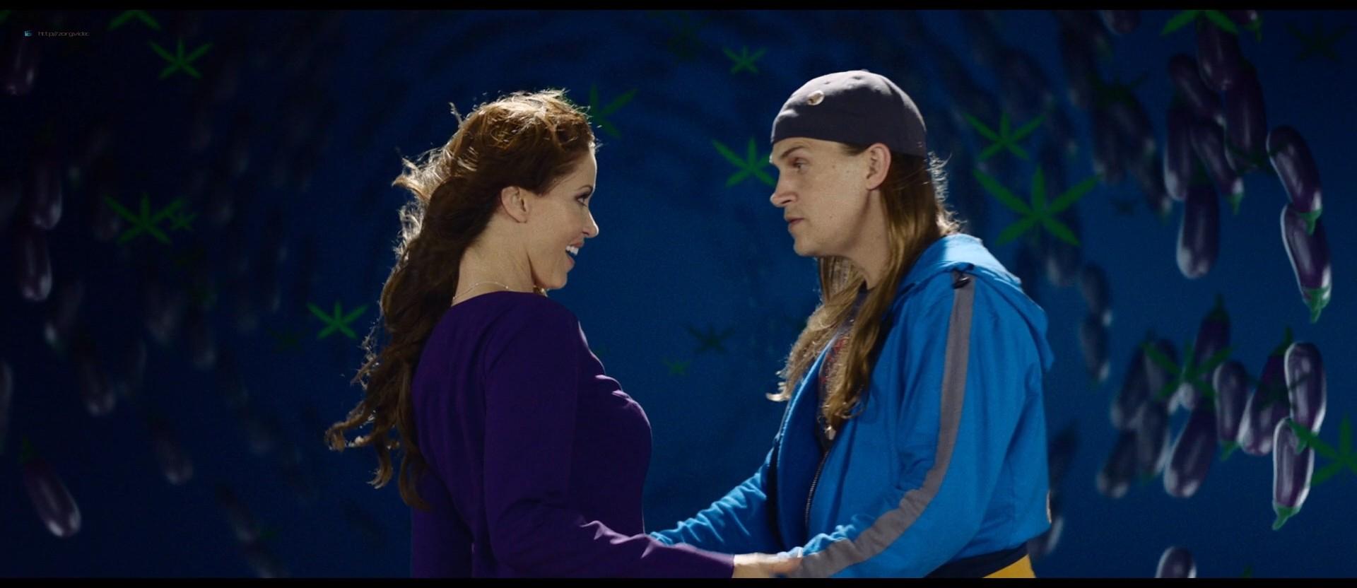 Melissa Benoist hot Shannon Elizabeth sexy - Jay and Silent Bob Reboot (2019) HD 1080p BluRay (15)