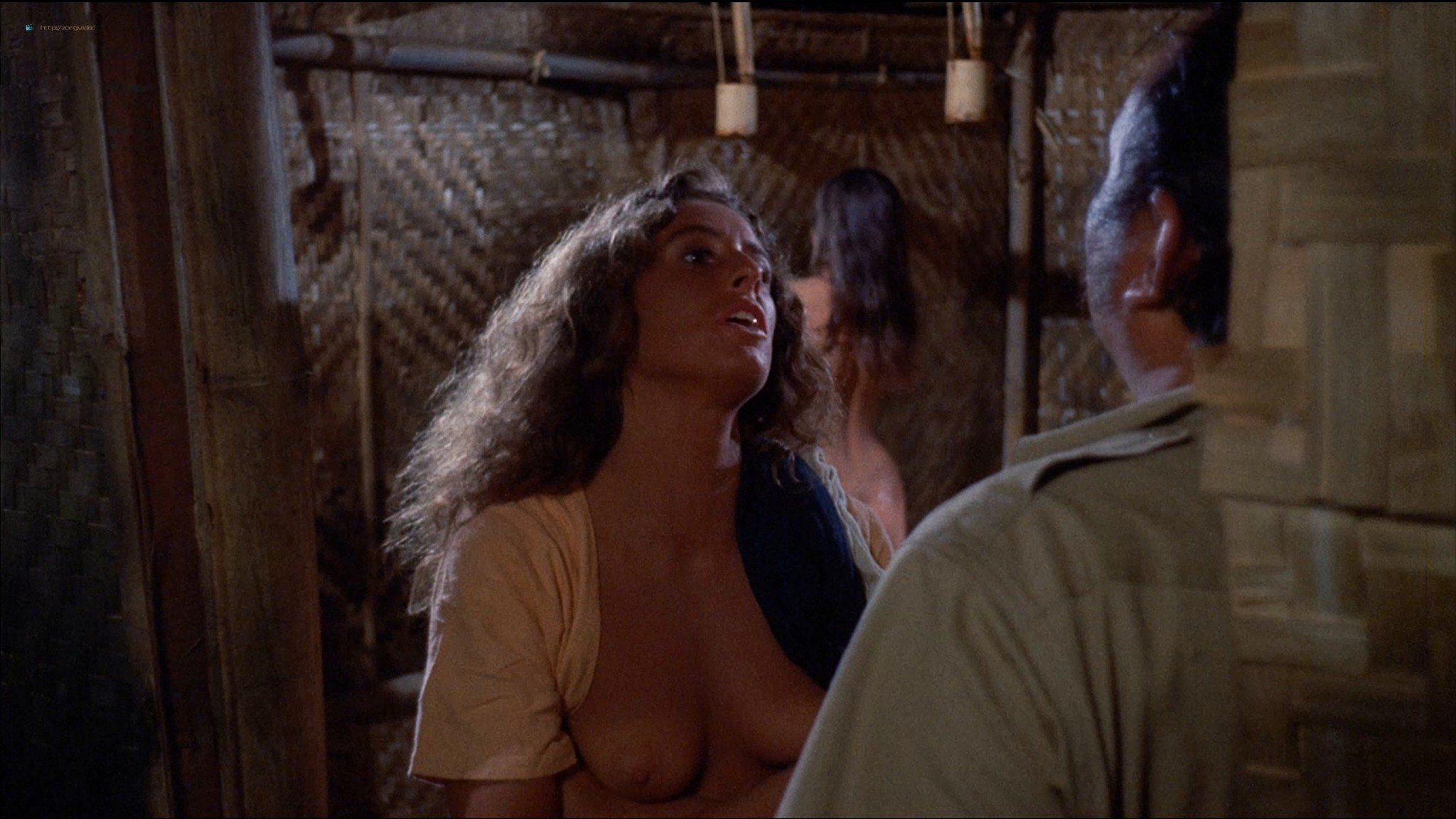 Pam Grier nude Anita Ford nude bush, others nude - The Big Bird Cage (1972) HD 1080p BluRay(r) (12)