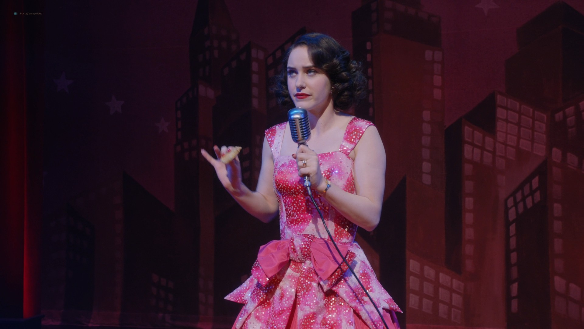 Rachel Brosnahan hot and sexy - The Marvelous Mrs. Maisel (2019) S3 HD 1080p (2)
