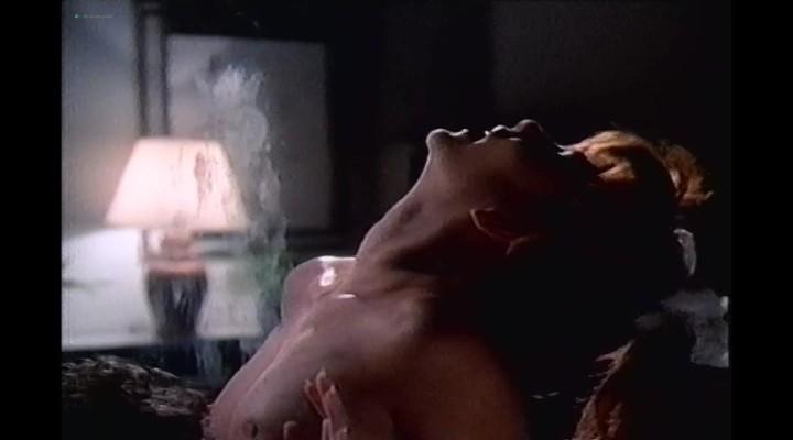 Tawny Kitaen nude bush and sex - Crystal Heart (1986) VHS (9)