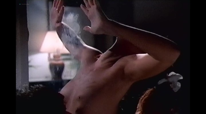 Tawny Kitaen nude bush and sex - Crystal Heart (1986) VHS (8)