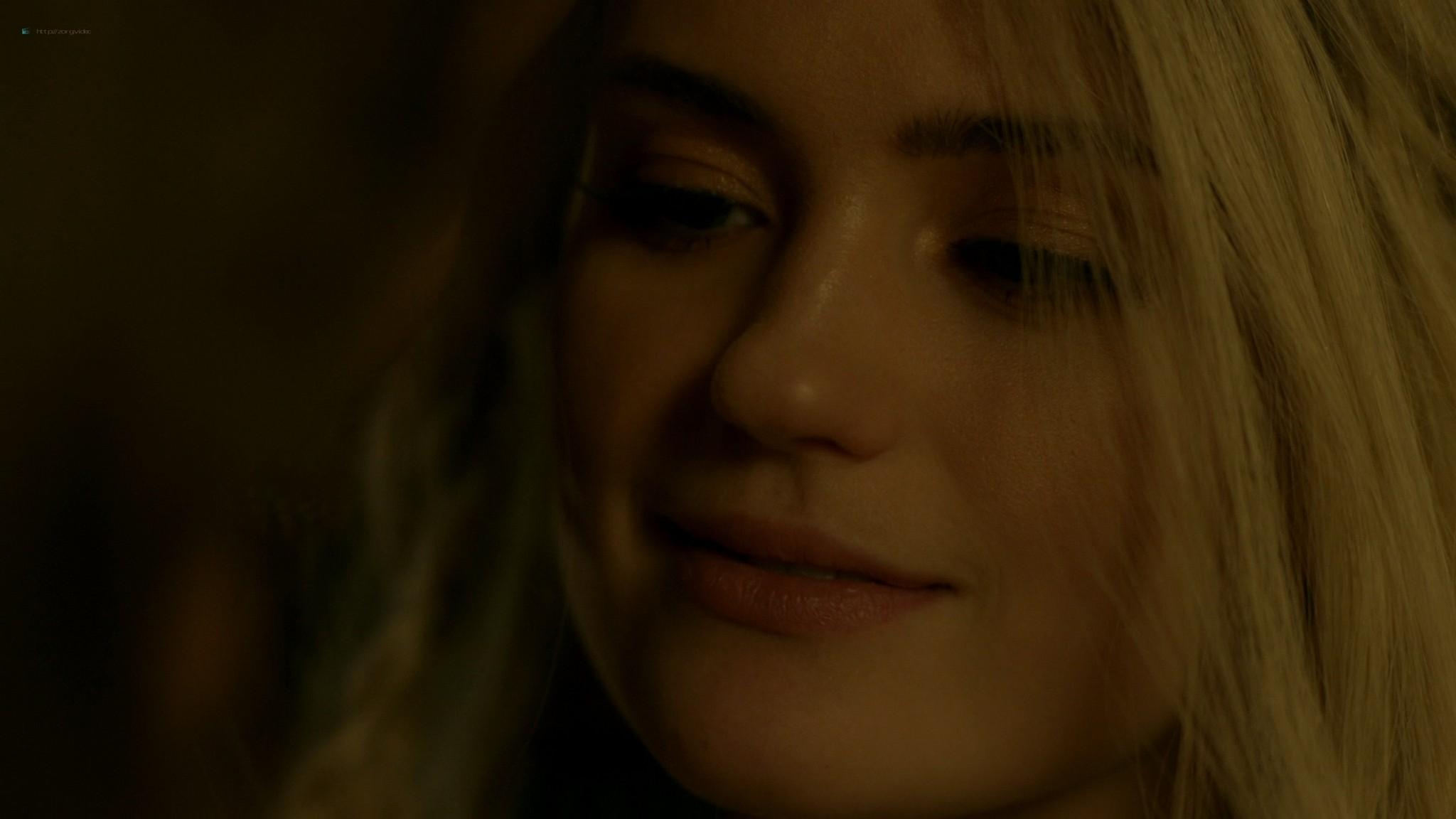 Alicia Agneson nude topless - Vikings (2020) s6e10 HD 1080p (2)