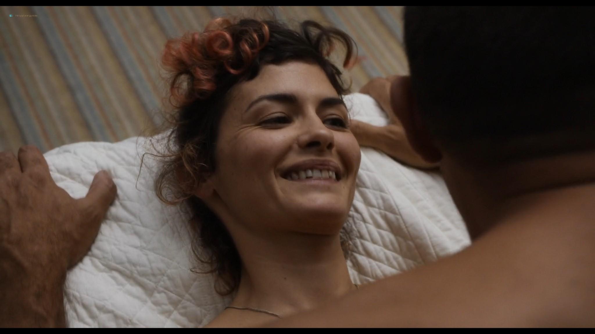 Audrey Tautou nude sex Susan Sarandon threesome - The Jesus Rolls (2019) HD 1080p Web (10)
