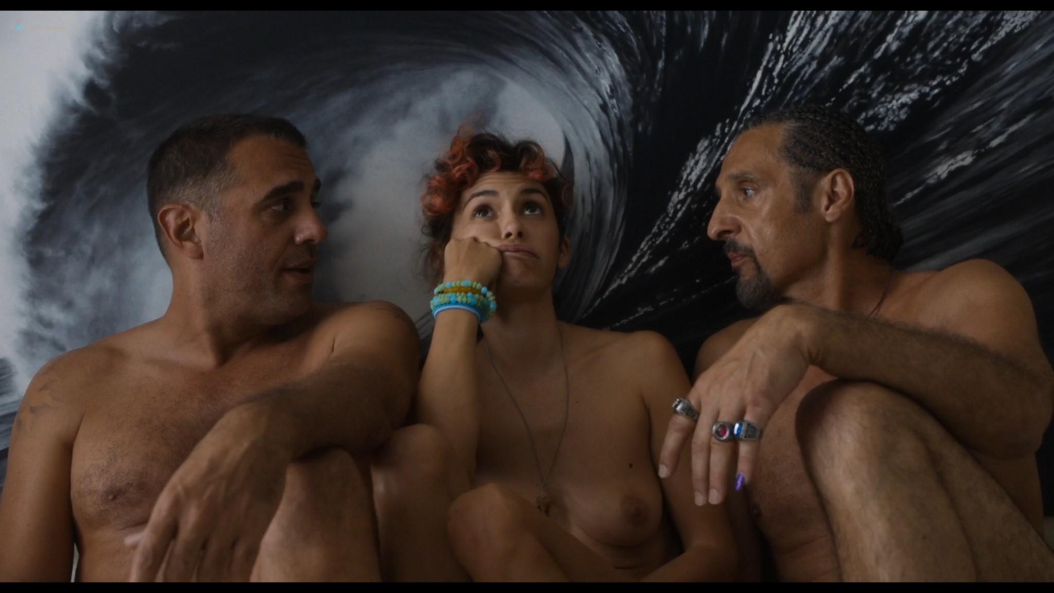 Audrey Tautou nude sex Susan Sarandon threesome - The Jesus Rolls (2019) HD 1080p Web (8)