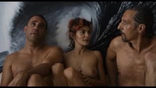 Audrey Tautou nude sex Susan Sarandon threesome - The Jesus Rolls (2019) HD 1080p Web