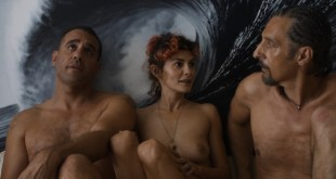 Audrey Tautou nude sex Susan Sarandon threesome - The Jesus Rolls (2019) HD 1080p Web (7)