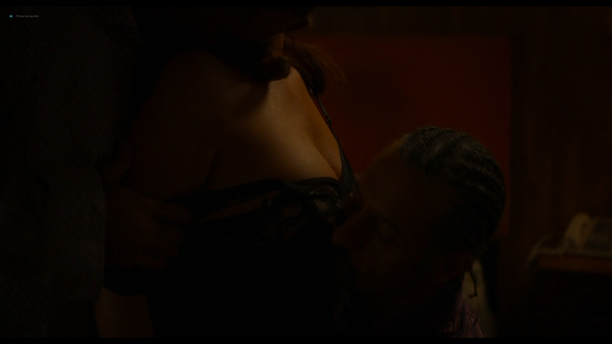 Audrey Tautou nude sex Susan Sarandon threesome - The Jesus Rolls (2019) HD 1080p Web (4)