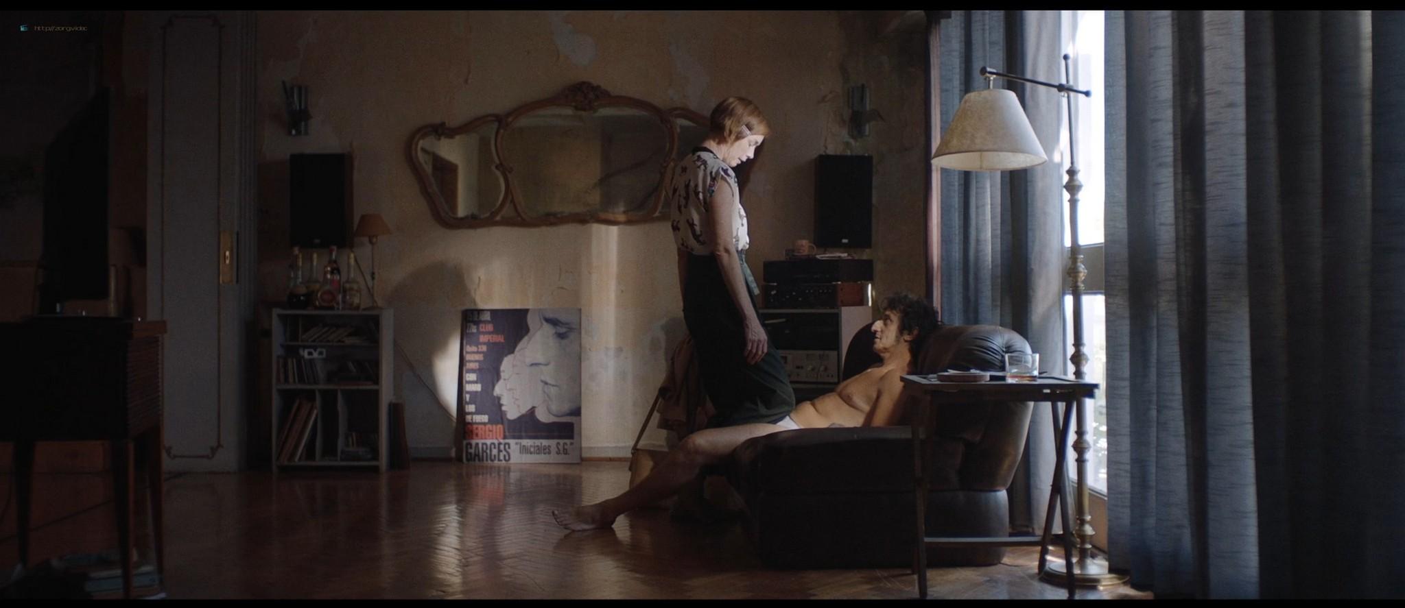 Julianne Nicholson nude sex Sabrina Alfonso nude too - Initials SG (AR-2019) HD 1080p Web (12)