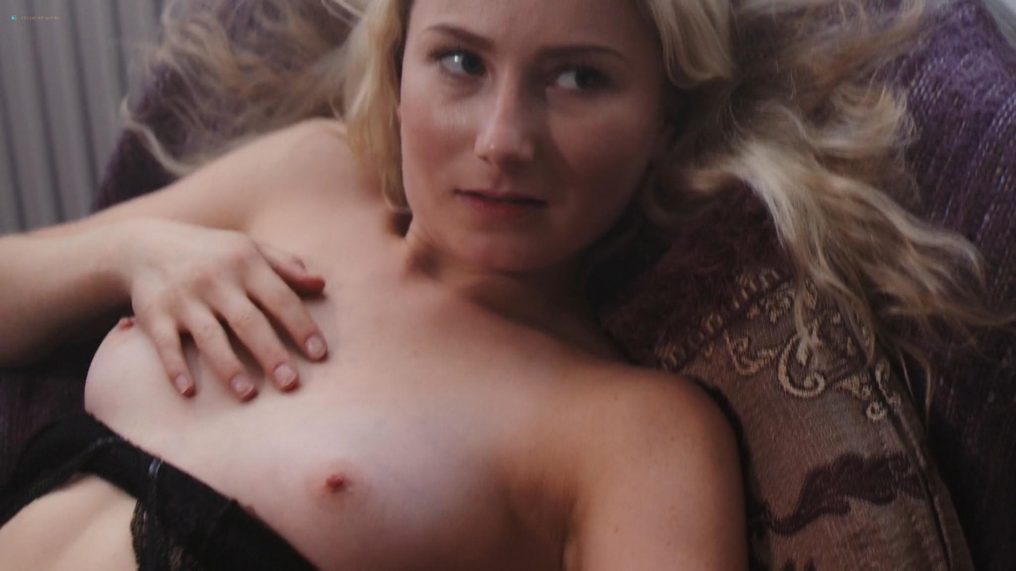 Keely Cat Wells nude Claudine-Helene Aumord full-frontal - Dirty Work (2018) HD 1080p Web (15)