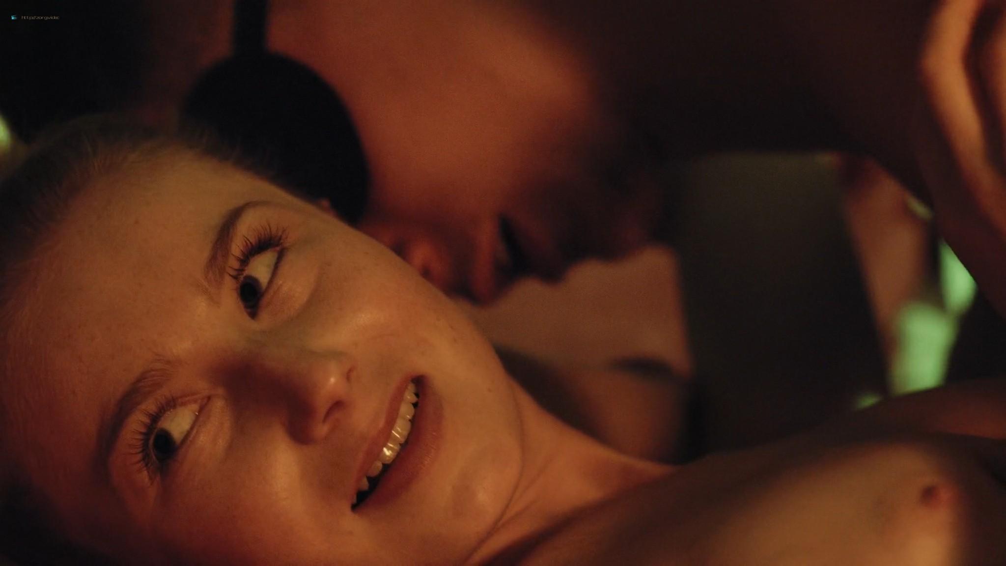 Keely Cat Wells nude Claudine-Helene Aumord full-frontal - Dirty Work (2018) HD 1080p Web (8)
