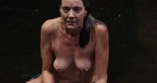 Natalia Dyer sexy Karin Eaton nude - Mountain Rest (2018) HD 1080p Web (3)