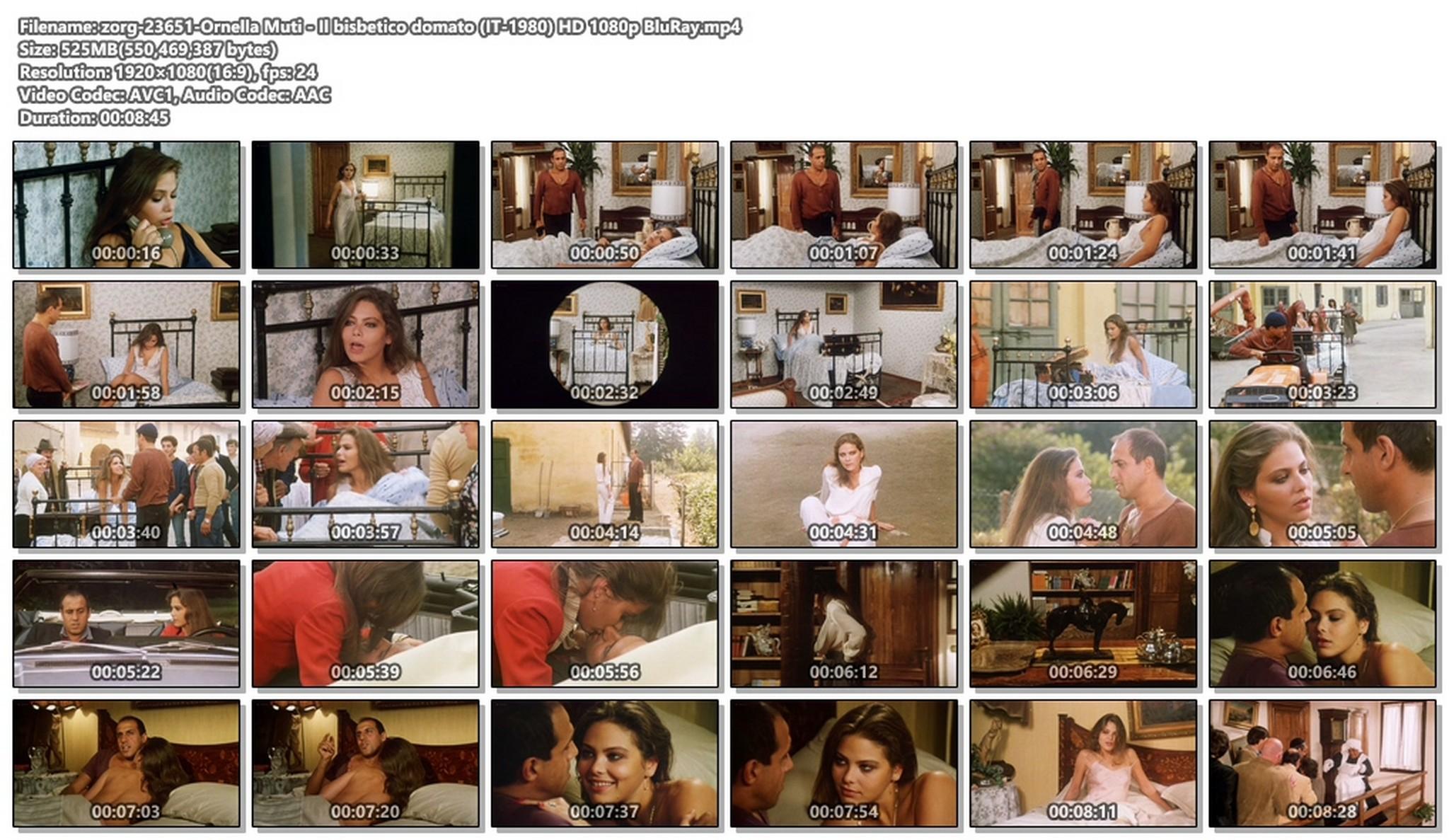 Ornella Muti nude and sexy - Il bisbetico domato (IT-1980) HD 1080p BluRay (1)