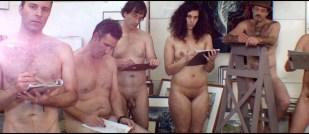 Saara Lamberg nude Jenni Mitchell, April Garreffa nude too - Innuendo (2017) HD 1080p Web
