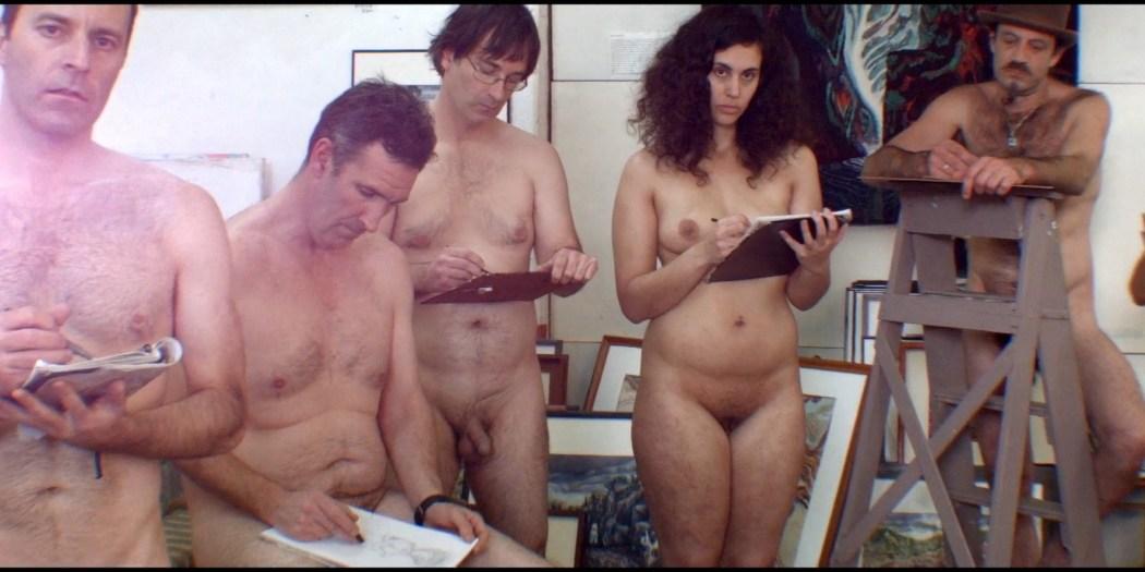 Saara Lamberg nude Jenni Mitchell, April Garreffa nude too - Innuendo (2017) HD 1080p Web (9)