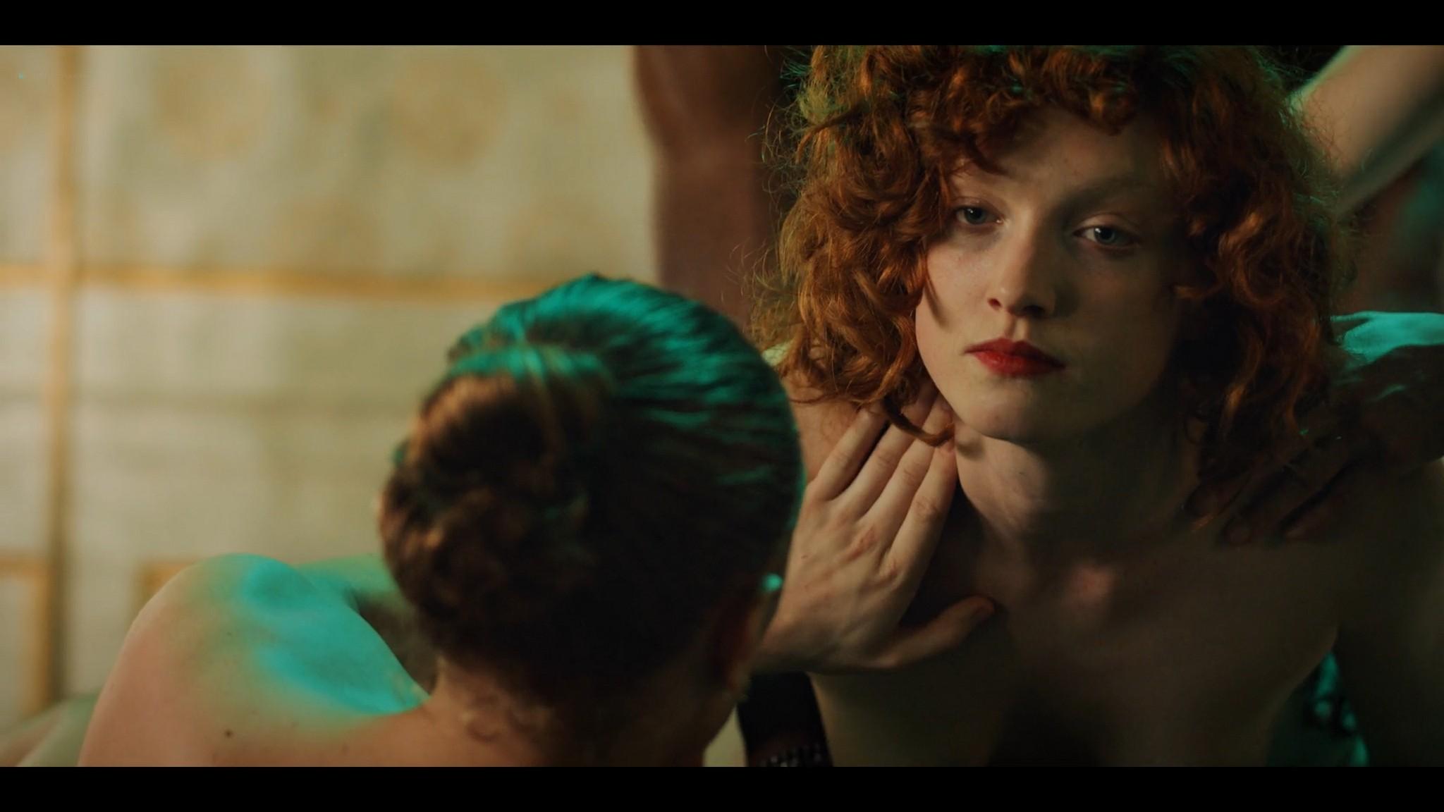 Anne-Laure Vandeputte nude topless Nienke van Hofslot nude sex etc - Women of the Night (2019) s1e7-10 HD 1080p (11)